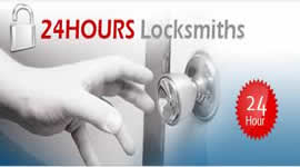 24hour locksmith services